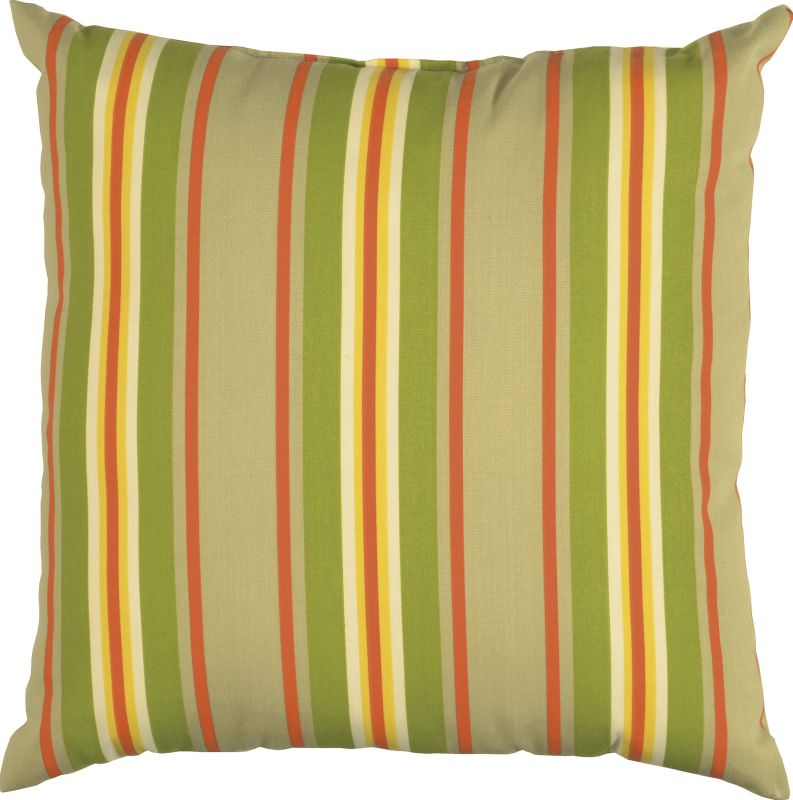 "Rizzy Home TFV004 22"" x 22"" Decorative Outdoor Pillow and Polyester"