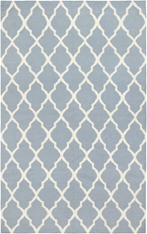 Rizzy Home SG2098 Swing Hand Woven New Zealand Wool Rug Gray 5 x 8