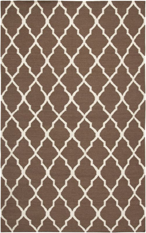 Rizzy Home SG2099 Swing Hand Woven New Zealand Wool Rug Light Brown 5