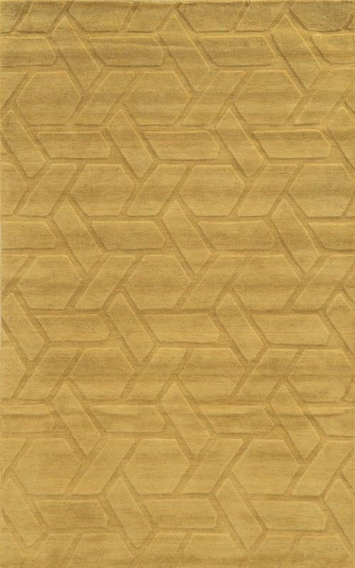Rizzy Home TC8286 Technique Hand Loomed Wool Rug Beige 8 x 10 Home