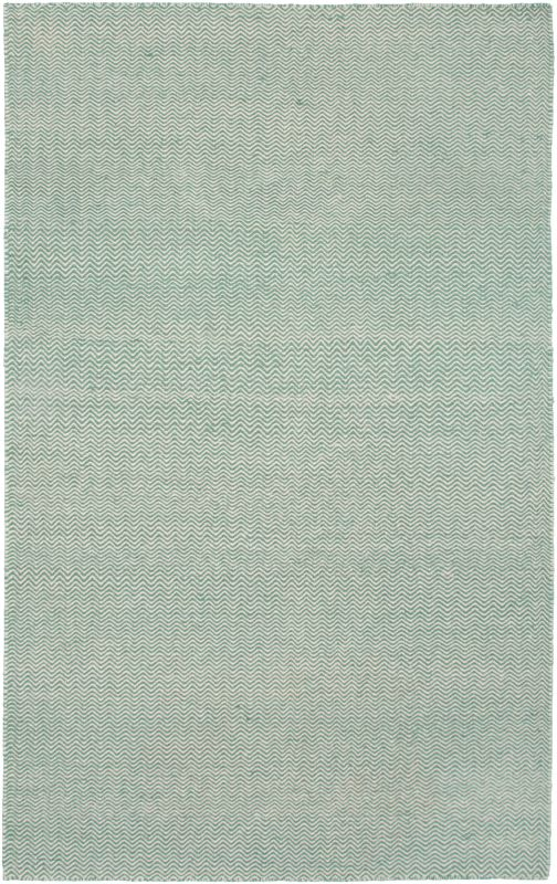 Rizzy Home TW2927 Twist Hand Woven New Zealand Wool Rug Light Green 8