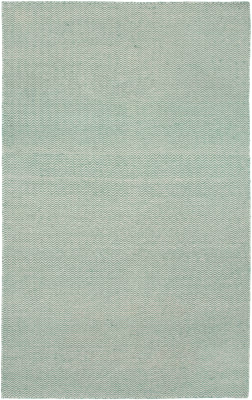Rizzy Home TW2927 Twist Hand Woven New Zealand Wool Rug Light Green 9