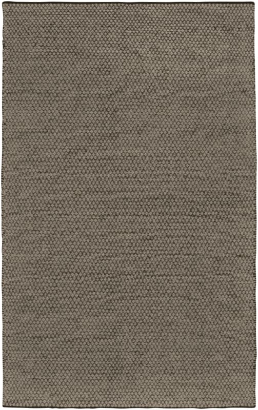 Rizzy Home TW3097 Twist Hand Woven New Zealand Wool Rug Brown / Tan 8