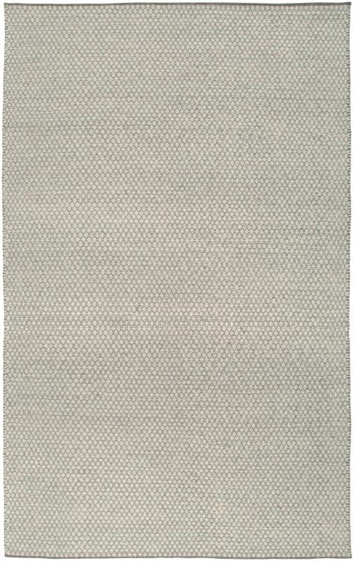 Rizzy Home TW3101 Twist Hand Woven New Zealand Wool Rug Cream / Gray 2