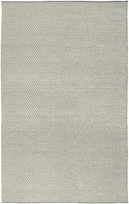 Rizzy Home TW3101 Twist Hand Woven New Zealand Wool Rug Cream / Gray 3