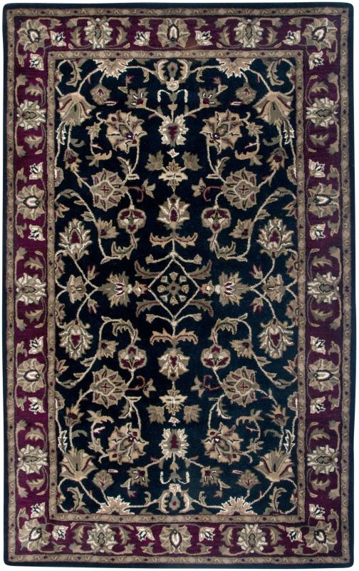 Rizzy Home VO0821 Volare Hand-Tufted Wool Rug Black 9 x 12 Home Decor Sale $920.00 ITEM: bci2619036 ID#:VOLVO082106750912 UPC: 844353119060 :