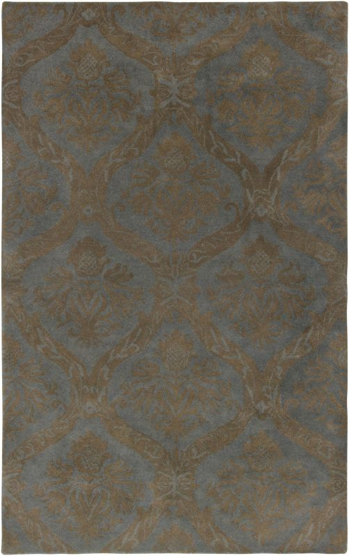 Rizzy Home VO2287 Volare Hand-Tufted Wool Rug Light Gray 8 x 10 Home Sale $690.00 ITEM: bci2617195 ID#:VOLVO228700460810 UPC: 844353251135 :