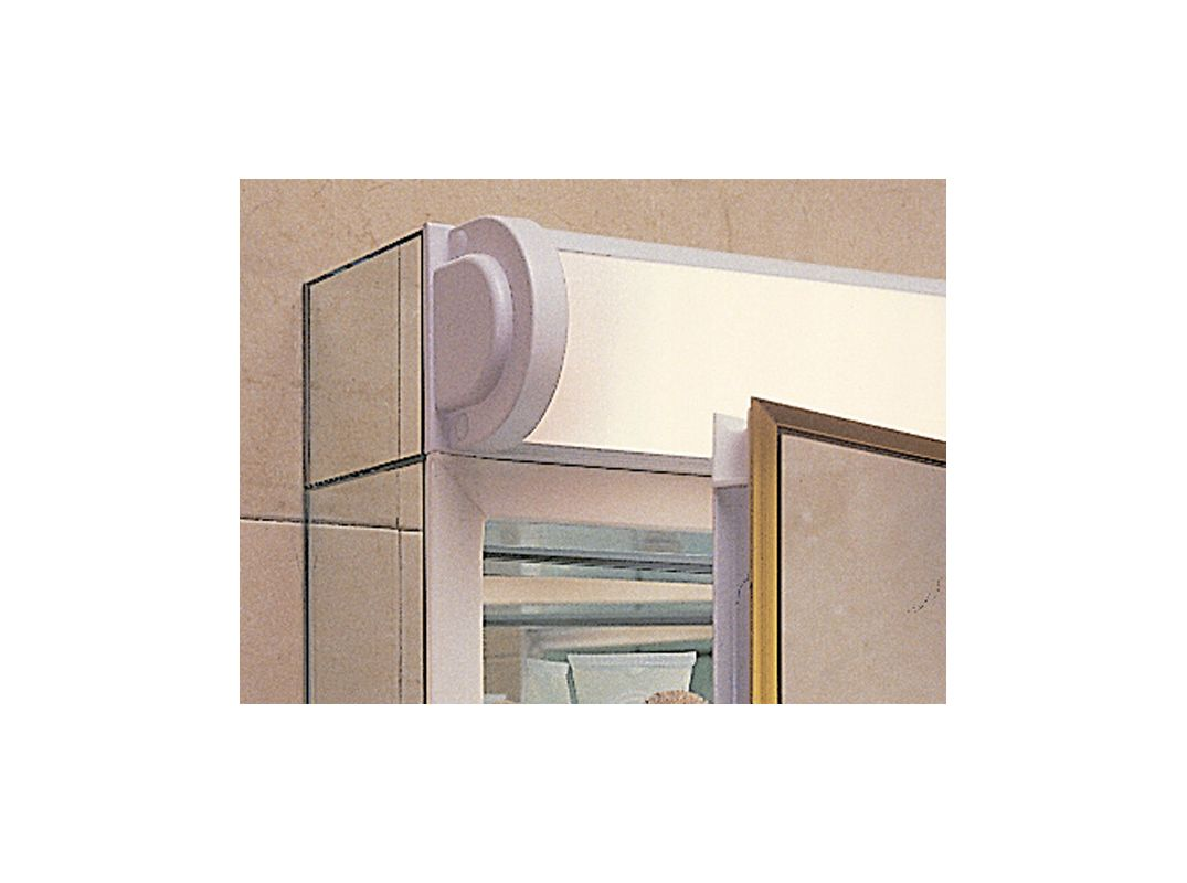 Robern MPSK40D6P Accessory Trim Kit Mirror Side from the M Series
