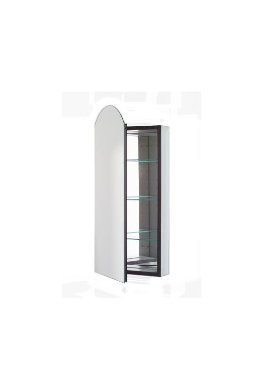 Robern MP16D8AR 43 x 15 Single Door Right Handed Cabinet with Arched Sale $1124.25 ITEM: bci1375611 ID#:MP16D8APR UPC: 723085200331 :