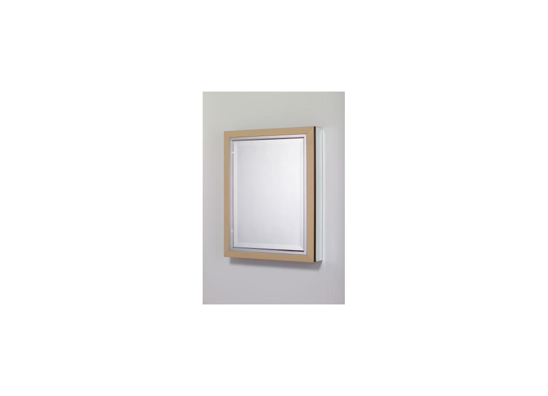Robern MT24D4N 30 x 23 Single Door Reversible Handing Cabinet with