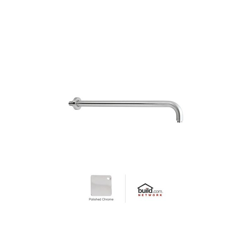 "Rohl 1455/20 Michael Berman 20"" Wall Mounted Shower Arm Polished"