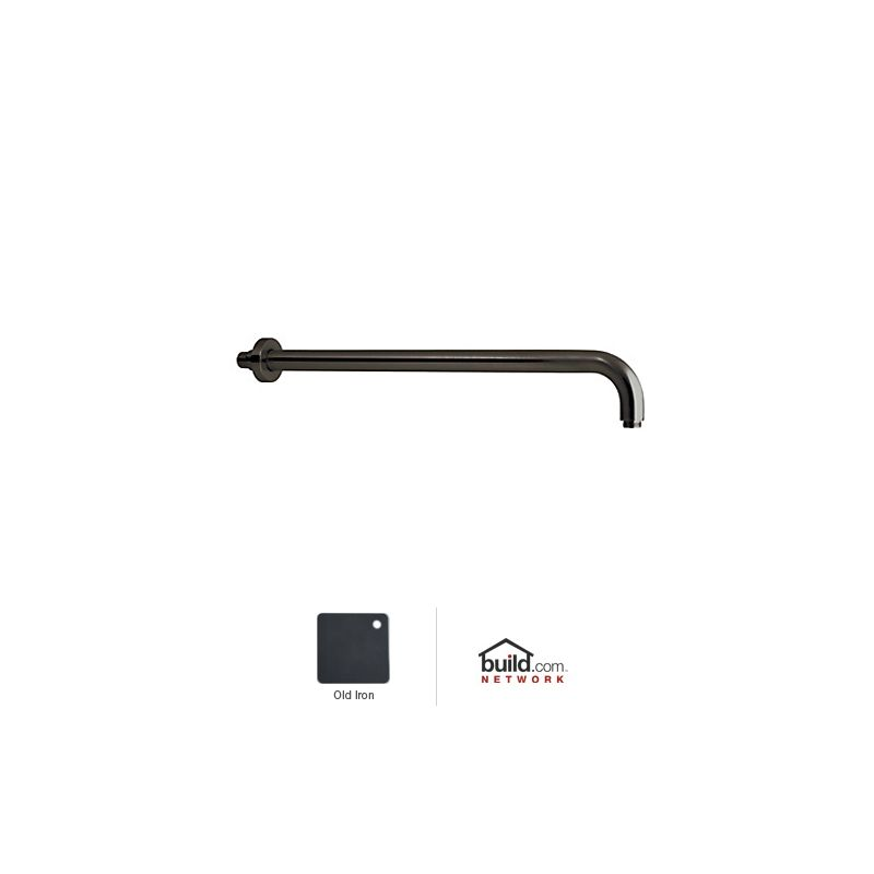 "Rohl 1455/20 Michael Berman 20"" Wall Mounted Shower Arm Old Iron Sale $212.25 ITEM: bci1994365 ID#:1455/20OI UPC: 824438231511 :"