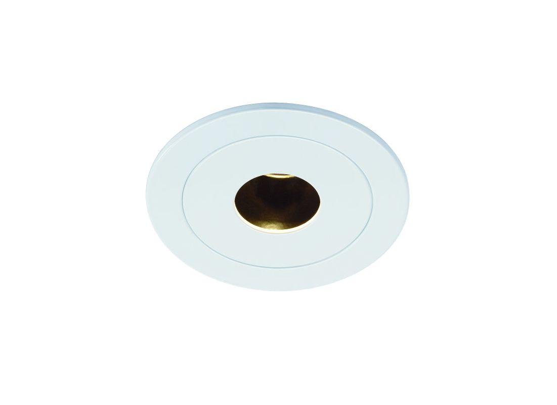 "SLV Lighting 1701141U 4"" Down Light Recessed Trim from the Buco Nero"