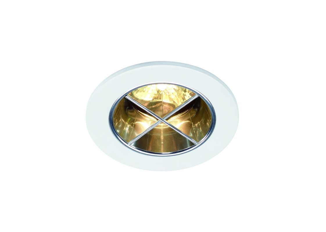 "SLV Lighting 1701252U 4"" Down Light Recessed Trim from the Zeppo Cromo"