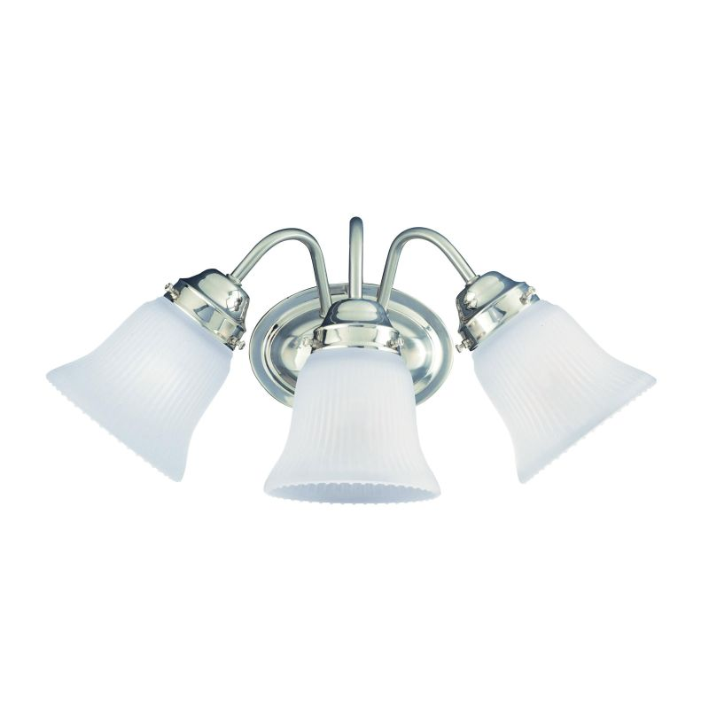 "Savoy House 3283 3 Light 11"" Wide Bathroom Fixture from the Bath"