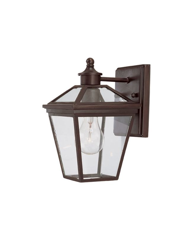 "Savoy House 5-140 Ellijay 1 Light 9.75"" Tall Outdoor Wall Sconce"