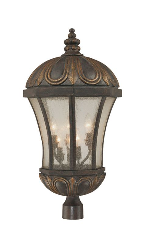 "Savoy House 5-2504 Ponce de Leon 6 Light 30.25"" Tall Single Outdoor"