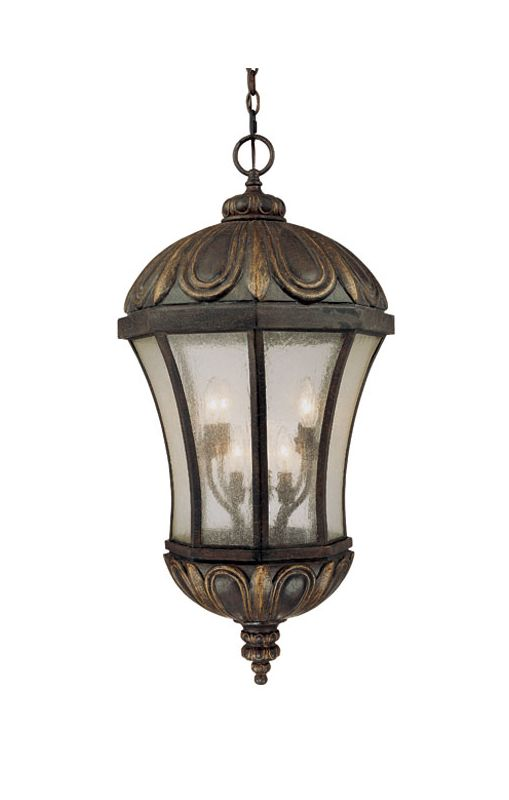 "Savoy House 5-2505 Ponce de Leon 8 Light 16.25"" Wide Outdoor Pendant"