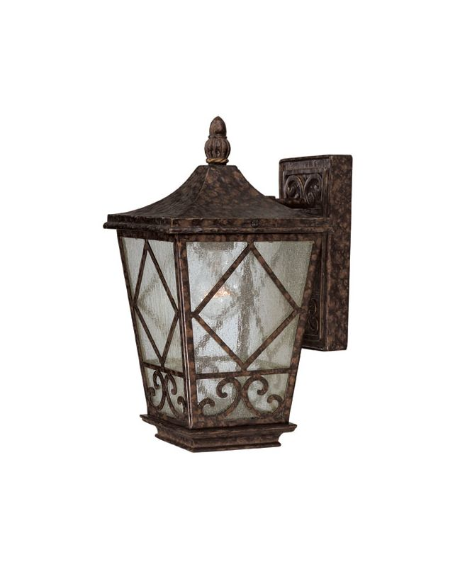"Savoy House 5-420 Felicity 1 Light 14"" Tall Outdoor Wall Sconce New"