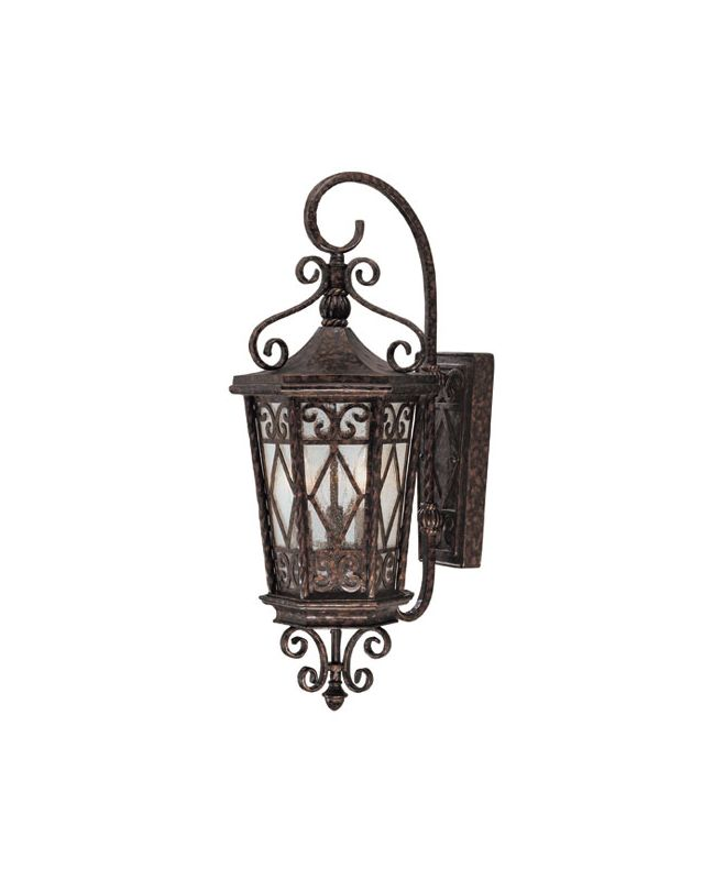 "Savoy House 5-421 Felicity 3 Light 25.625"" Tall Outdoor Wall Sconce"