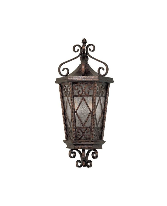 """Savoy House 5-425 Felicity 2 Light 21.75"""" Tall Outdoor Wall Sconce New"""