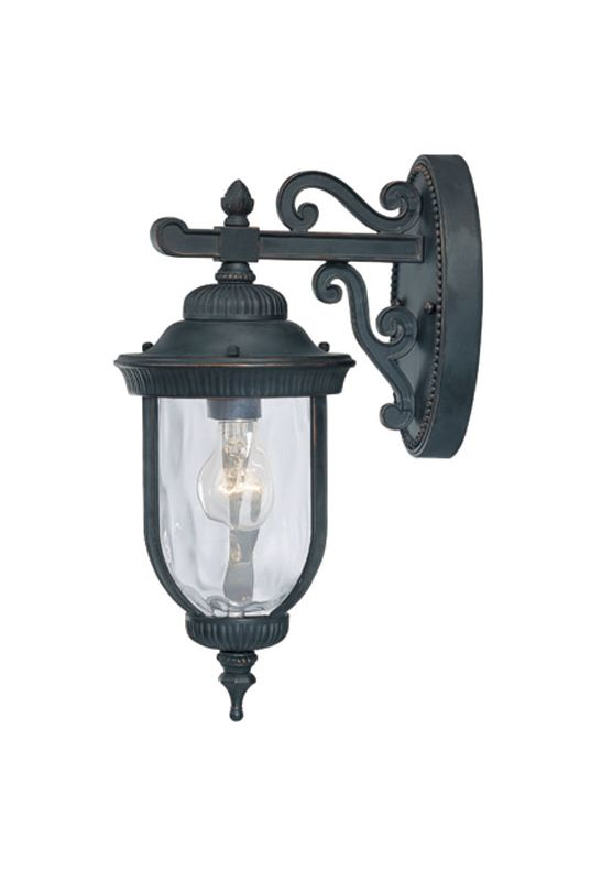"Savoy House 5-60320 Castlemain 1 Light 16"" Tall Outdoor Wall Sconce"