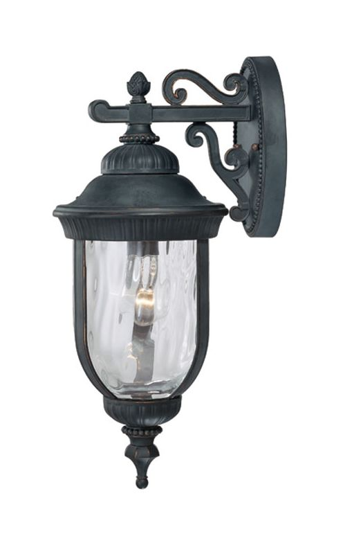 "Savoy House 5-60321 Castlemain 1 Light 20.25"" Tall Outdoor Wall Sconce"