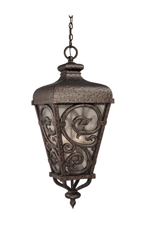Savoy House 5-7148 Three Light Up Lighting Outdoor Pendant from the Sale $514.00 ITEM: bci878690 ID#:5-7148-56 UPC: 822920205040 :