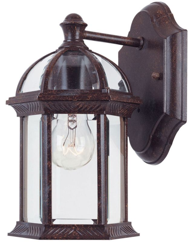 Savoy House 5-0629 1 Light Outdoor Wall Sconce from the Kensington