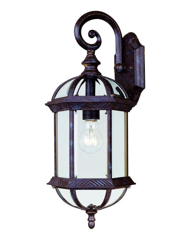 Savoy House 5-0630 1 Light Outdoor Wall Sconce from the Kensington
