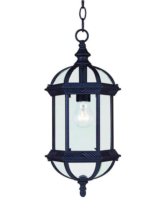 Savoy House 5-0631 1 Light Outdoor Pendant from the Kensington