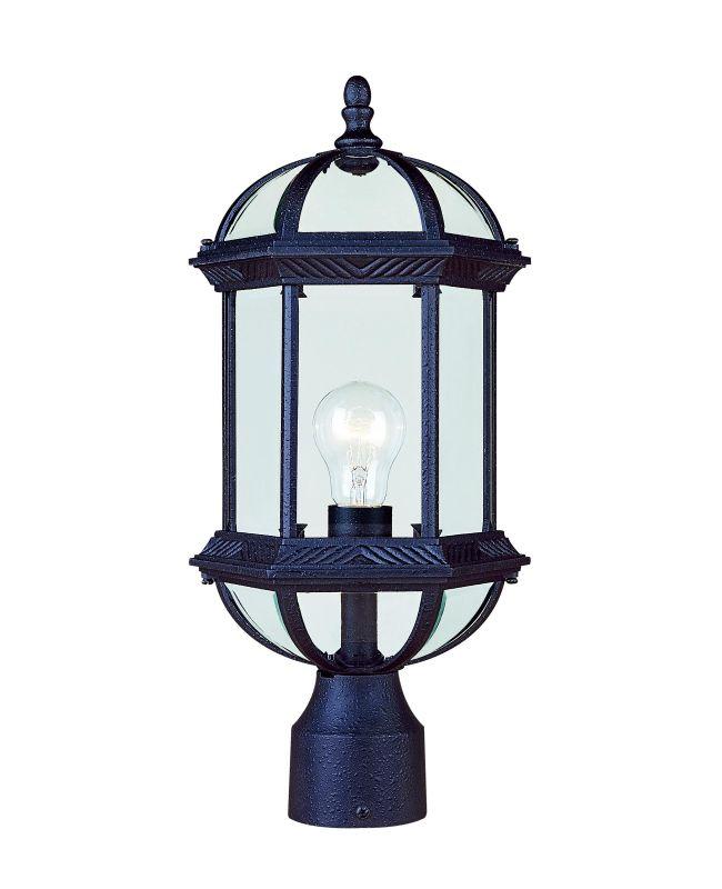 "Savoy House 5-0632 Kensington 1 Light 17.75"" Tall Single Outdoor Post"