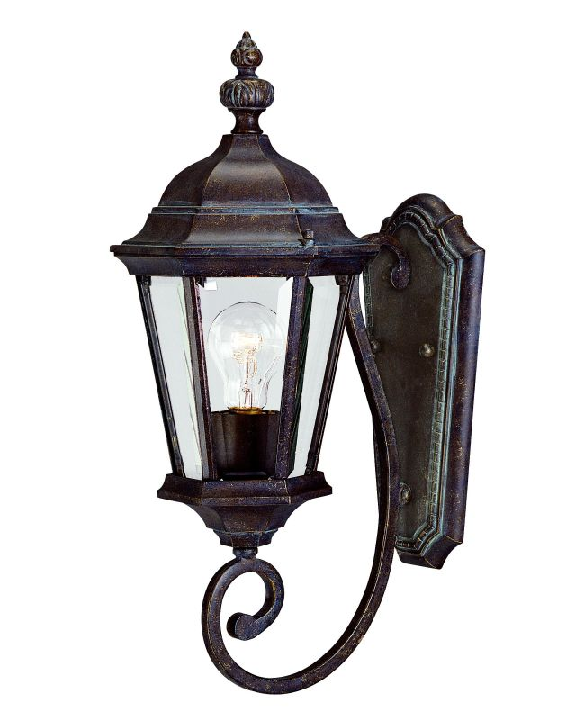 Savoy House 5-1302 1 Light Outdoor Wall Sconce from the Wakefield