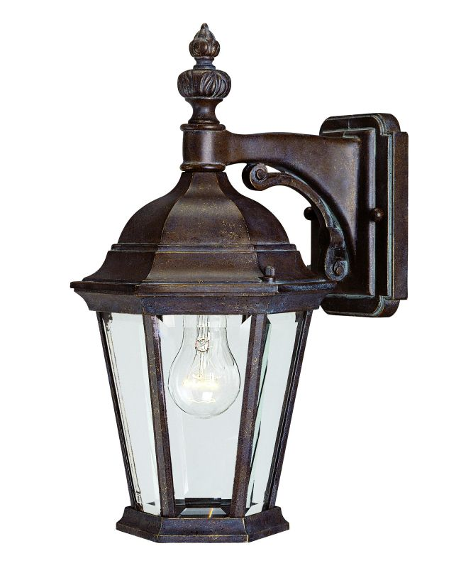 Savoy House 5-1304 1 Light Outdoor Wall Sconce from the Wakefield Sale $106.00 ITEM: bci262949 ID#:5-1304-40 UPC: 822920068461 :