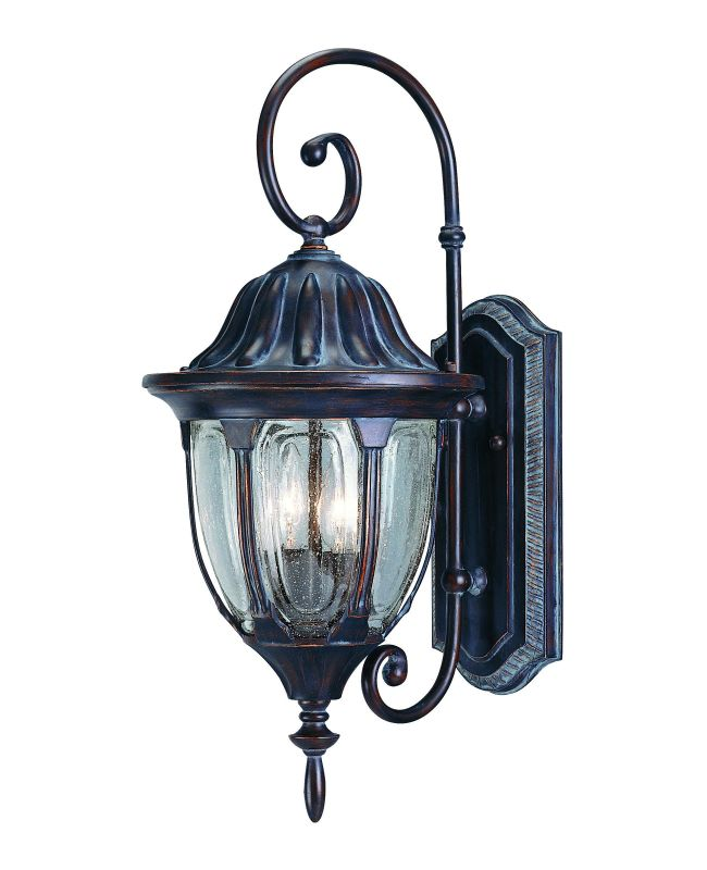 Savoy House 5-1501 2 Light Outdoor Wall Sconce from the Tudor