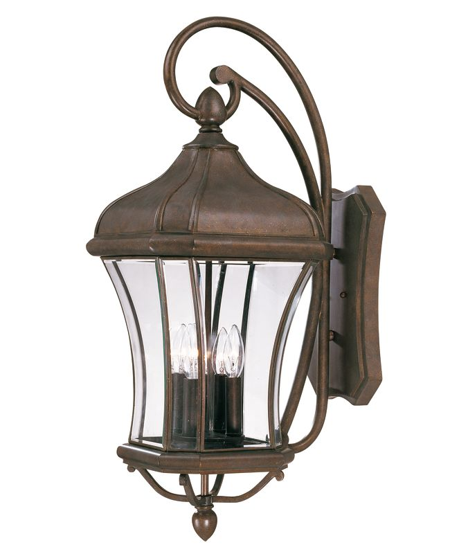 Savoy House 5-3803 Four Light Outdoor Wall Sconce / Lantern from the