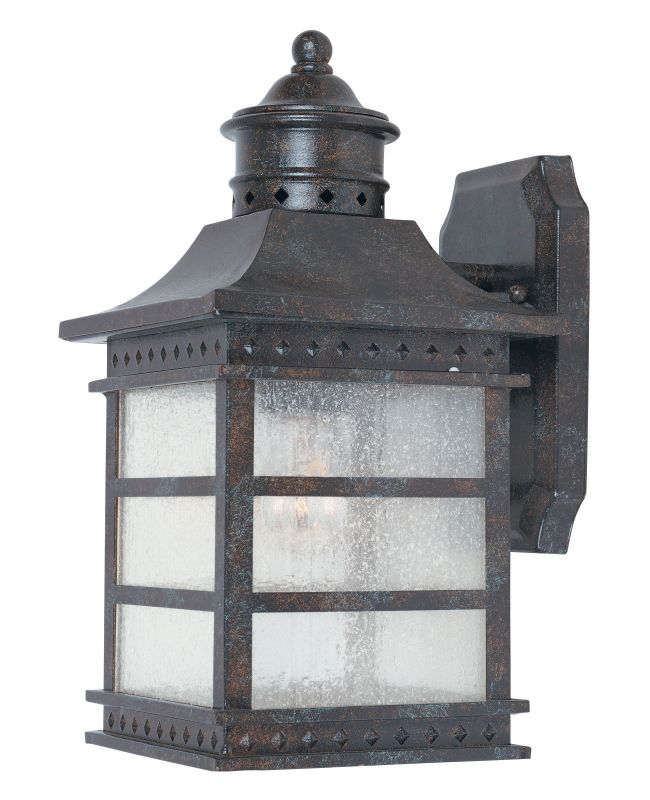 Savoy House 5-440 Asian Themed 1 Light Outdoor Wall Sconce from the Sale $162.00 ITEM: bci263102 ID#:5-440-72 UPC: 822920160769 :