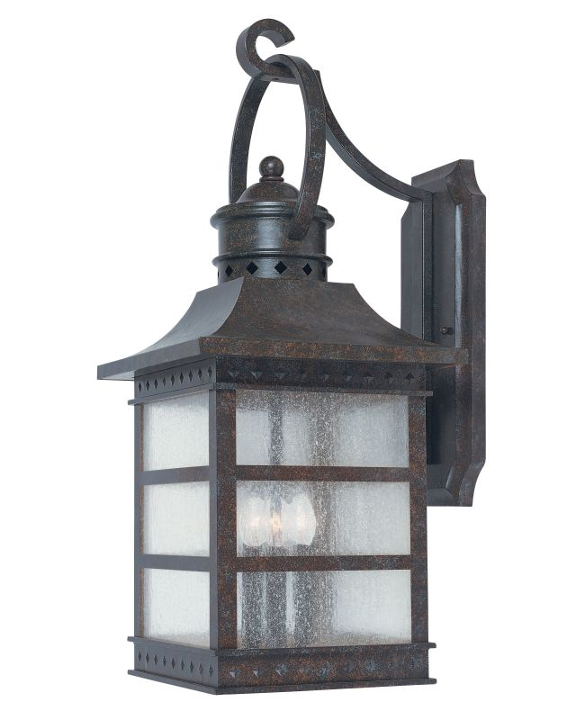 Savoy House 5-441 Asian Themed Outdoor Wall Sconce from the Seafarer