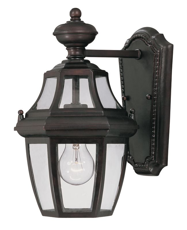 Savoy House 5-490 Single Light Outdoor Wall Sconce from the Endorado