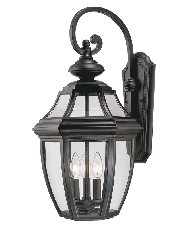 Savoy House 5-493 Three Light Outdoor Wall Sconce / Lantern from the