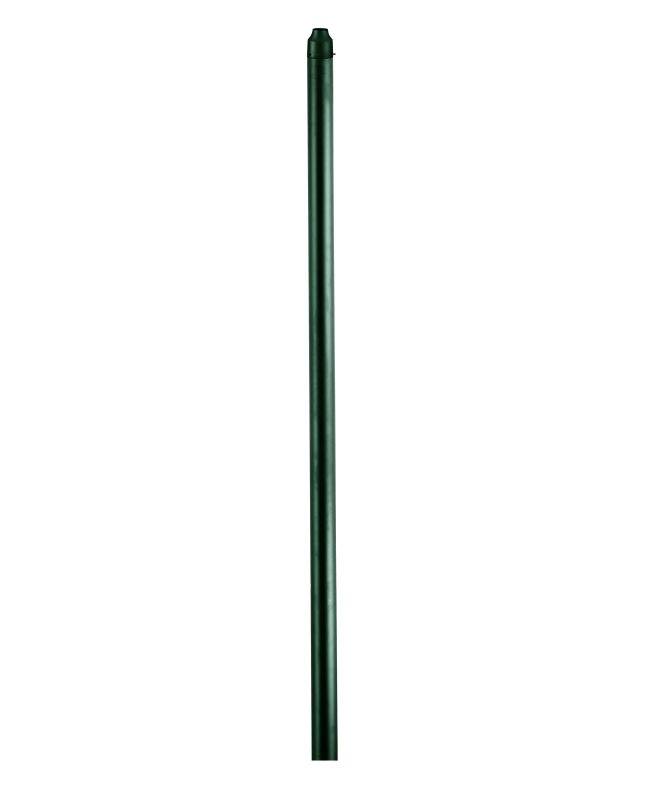 "Savoy House 5-PO Posts 84"" for Outdoor Post Lighting Flat Black"