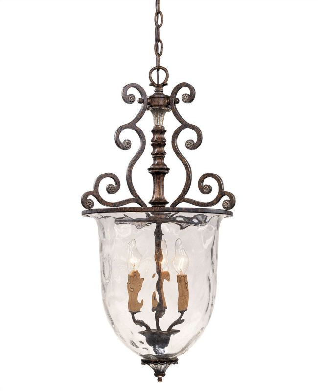 "Savoy House 7-3006-3 St. Laurence 3 Light 14.5"" Wide Pendant New"