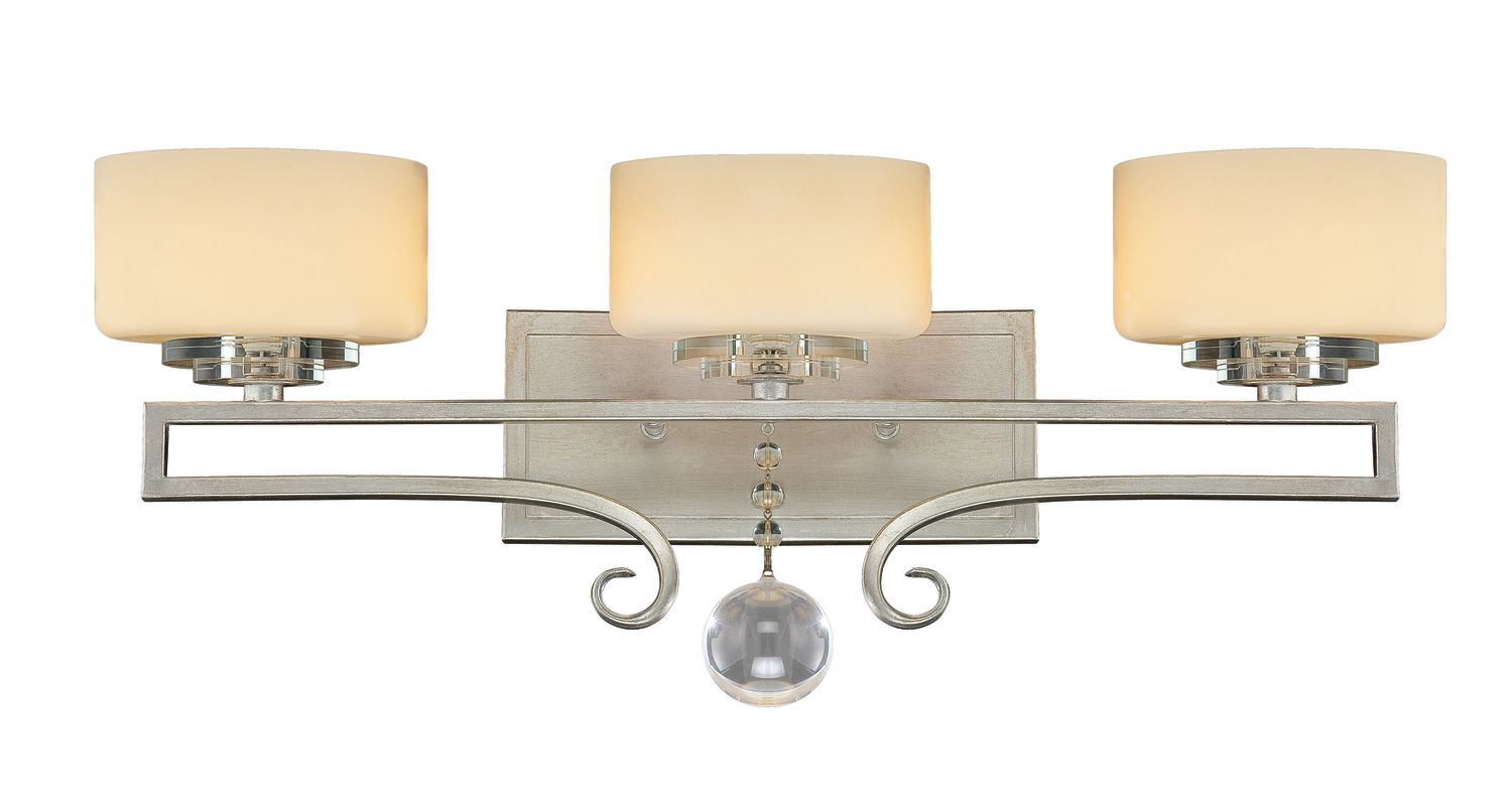 "Savoy House 8-257-3 Rosendal 24.68"" Wide 3 Light Bathroom Vanity Light"