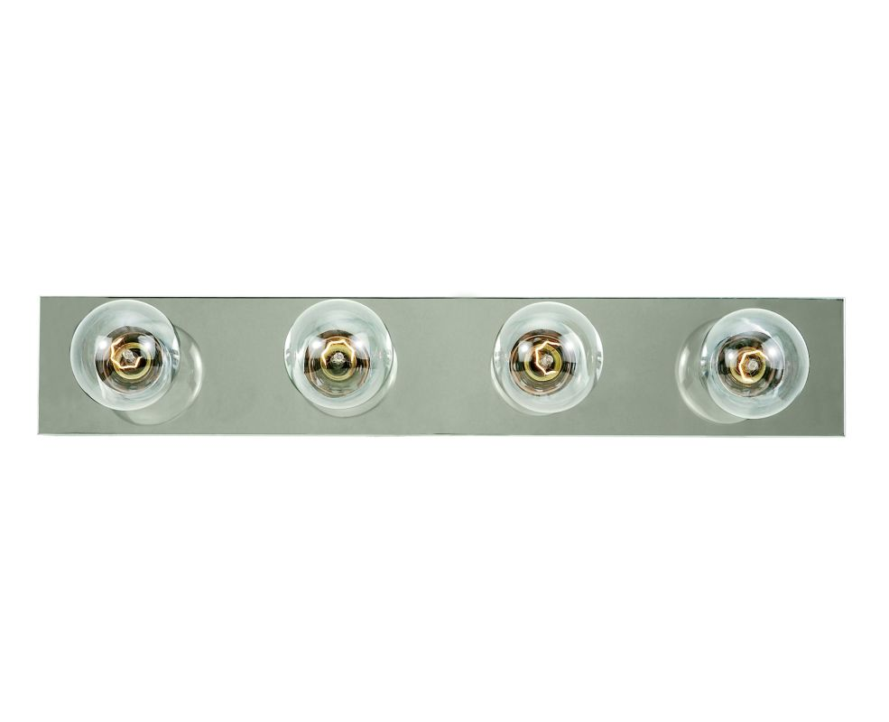 "Savoy House 87117 Functional 4 Light 24"" Wide Bathroom Fixture from"