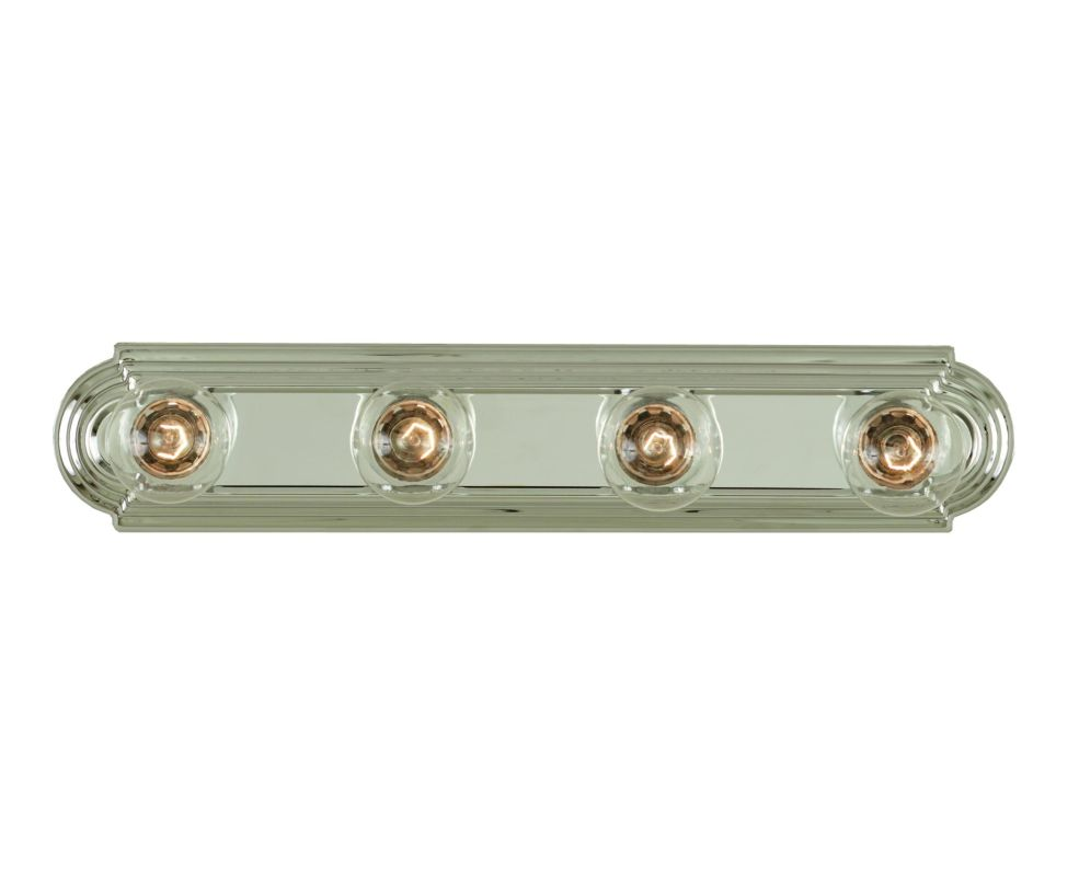"Savoy House 87121 4 Light 24"" Wide Bathroom Fixture from the Bath"