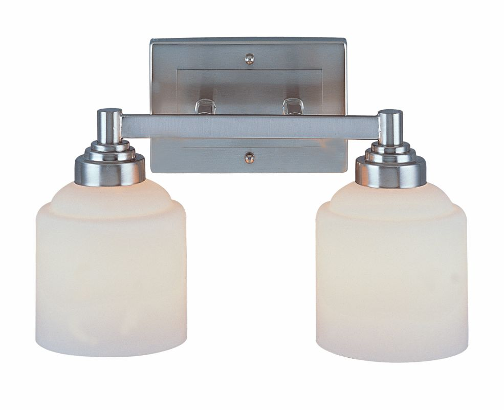 "Savoy House 8-4658-2 2 Light 14.75"" Wide Bathroom Fixture from the"