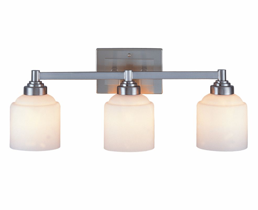 "Savoy House 8-4658-3 3 Light 24.25"" Wide Bathroom Fixture from the"