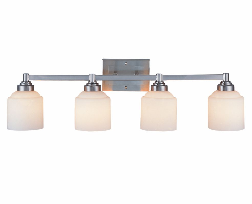 "Savoy House 8-4658-4 4 Light 33.87"" Wide Bathroom Fixture from the"