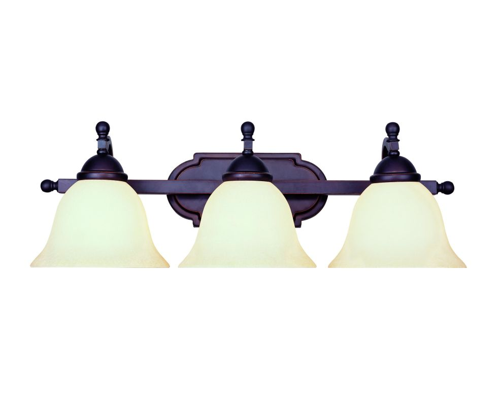 Savoy House GZ-8-2092-3 3 Light 23.5&quote Wide Bathroom Fixture from the