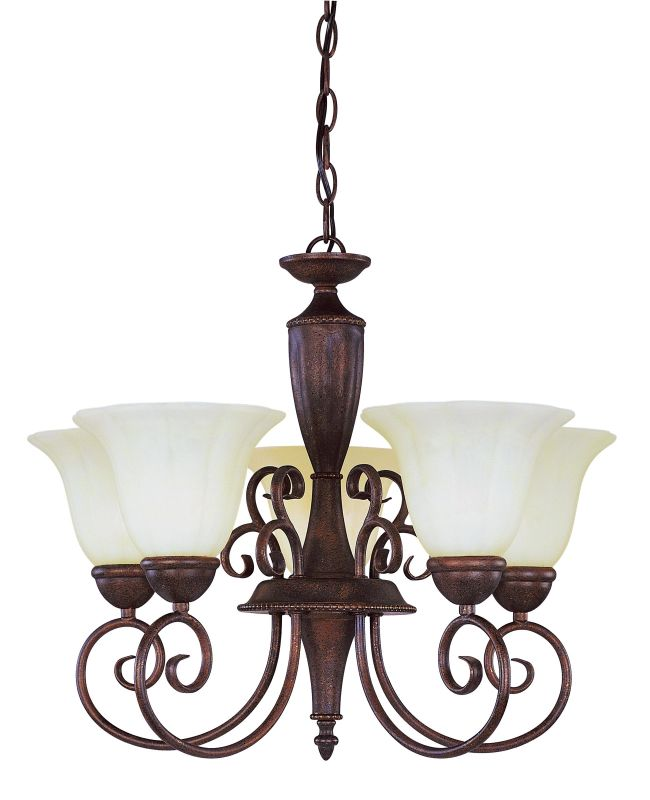 Savoy House KP-1-5001-5 Wrought Iron 5 Light Up Lighting Chandelier Sale $220.00 ITEM: bci334919 ID#:KP-1-5001-5-40 UPC: 822920078941 :